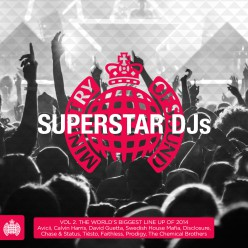 Ministry Of Sound - Superstar Dj's vol. 2 [ 3 CD ]